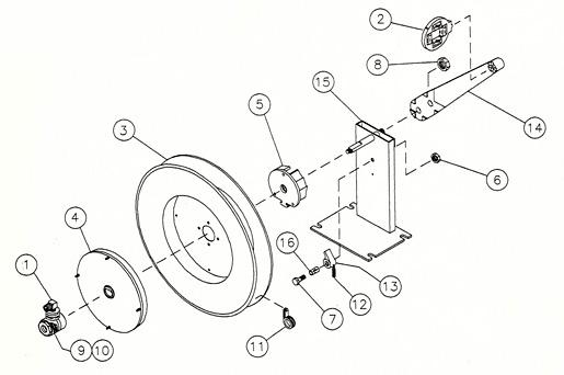 1400 Series Parts