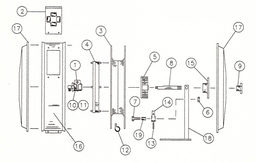 1600 Series Parts