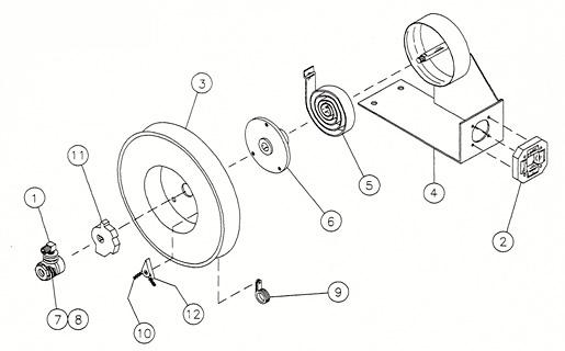 2000 Series Parts