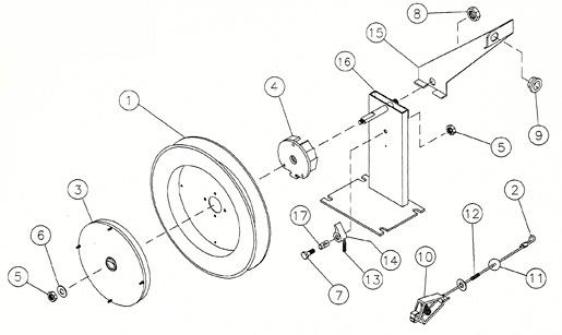 2200 Series Parts