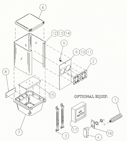 Guardian 50 & 51 Series Parts