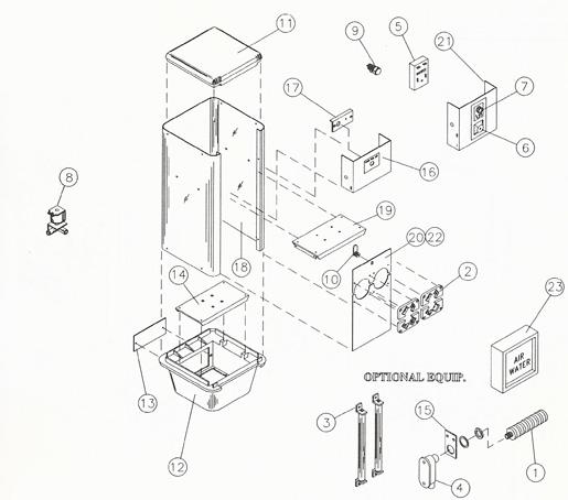 Guardian 90 Series Parts