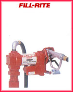 Fill Rite 12v DC Pumps
