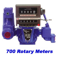 TCS700 High Volume Meters