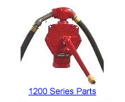 Gasboy 1200 Series Parts