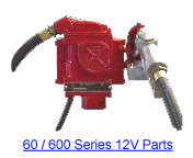 Gasboy 60 & 620 Series Parts