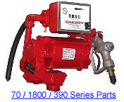 Gasboy 70 & 1800 Series Parts