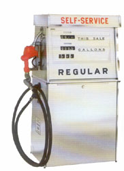 Remanufactured Tokheim Gas Pumps and Dispensers ARK