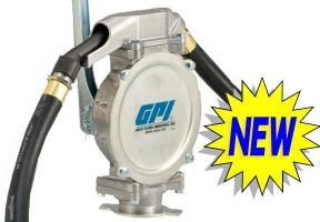 GPI Hand Pumps for Fuel : ARK Petroleum Equipment, Inc